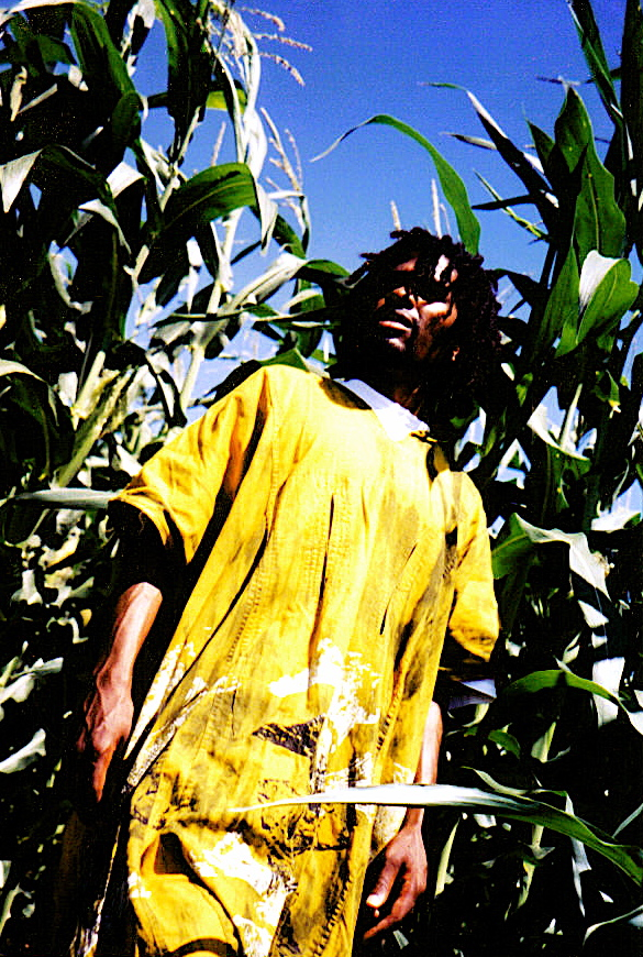 AARON ALEXANDER: Agriculturist
