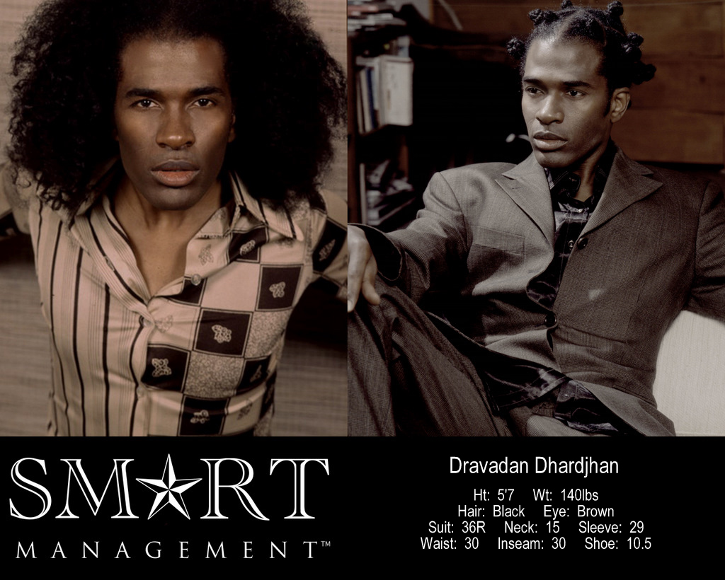 Dravadan Dhardjhan with SMART ModelManagement